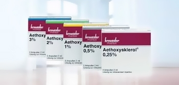 Aethoxysklerol ile Varis Tedavisi